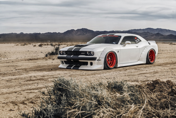 Clinched Dodge Challenger – USF01