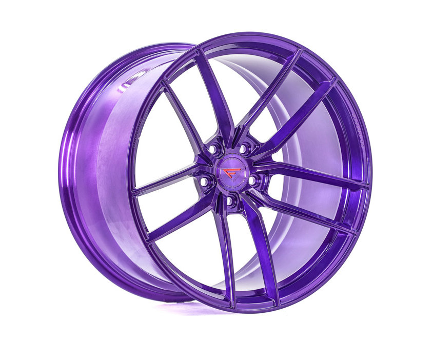 USF03 | MonoBlock | Brushed Purple